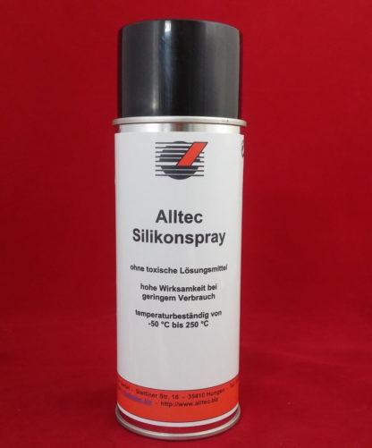 Alltec Silikonspray
