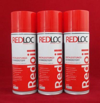 RedLoc Redoil Hochleistungsschmierstoff