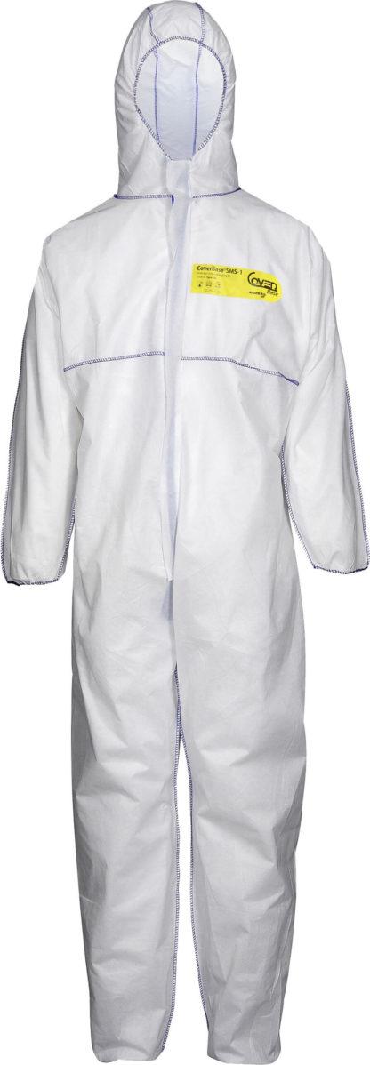 Chemieschutzoverall KAT III Typ 5+6