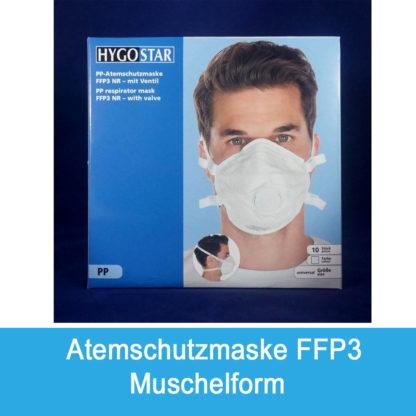 Atemschutzmaske FFP3