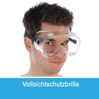 Vollsichtschutzbrille