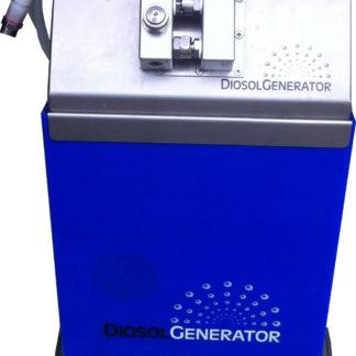 DiosolGenerator mit abnehmbarer Düse